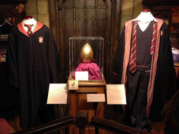 Harry Potter the exhibition 07