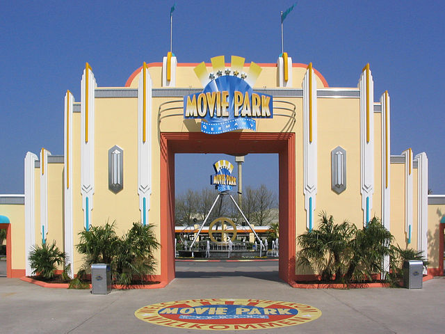 moviepark alemania